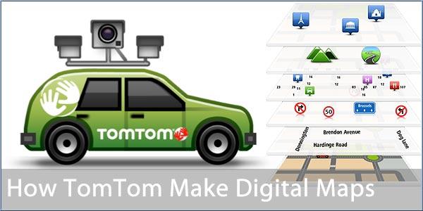 How TomTom Make Maps 1/5