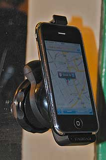 TomTom iPhone Car Kit on PocketGPSWorld.com