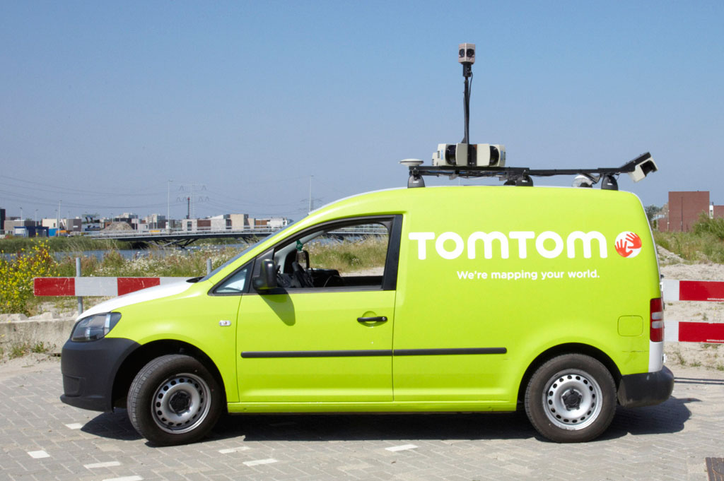 How TomTom Make Maps - Part 1: Map Geometry