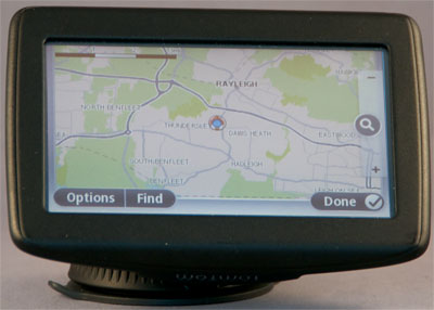 TomTom Start 20 SatNav review