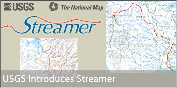USGS Introduce Streamer