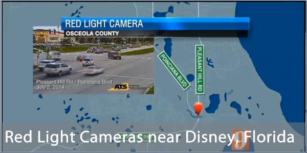 Disney red light cameras