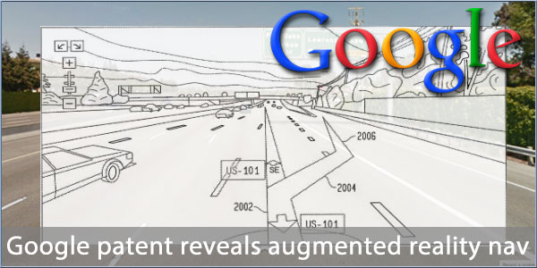 Google Augmented Reality Patent