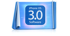 iPhone OS3.0 software