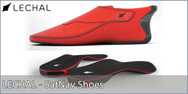 SatNav shoes???