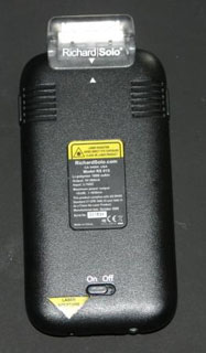 Richard Solo 1800 battery extender