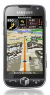 Nav N Go iGO on the Samsung Omnia II