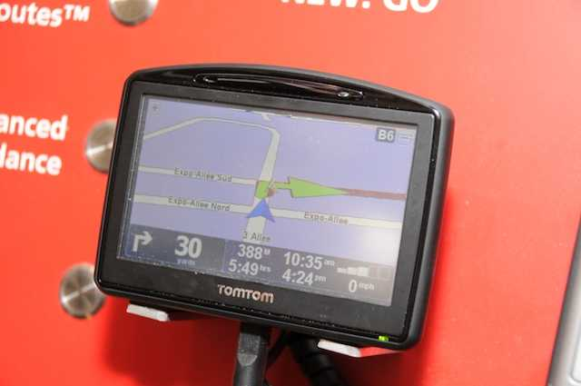The new TomTom GO930