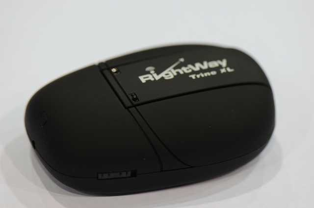 The new Rightway Bluetooth GPS Datalogger