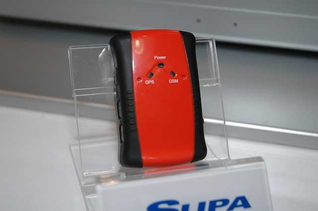 The Supa Technology GT3000 GPS Tracker system