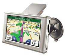 The Garmin Nuvi 660