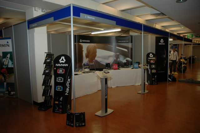 The Sandown Park expo buildup