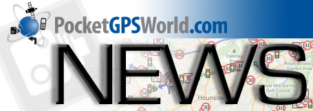 PocketGPSWorld Logo Banner