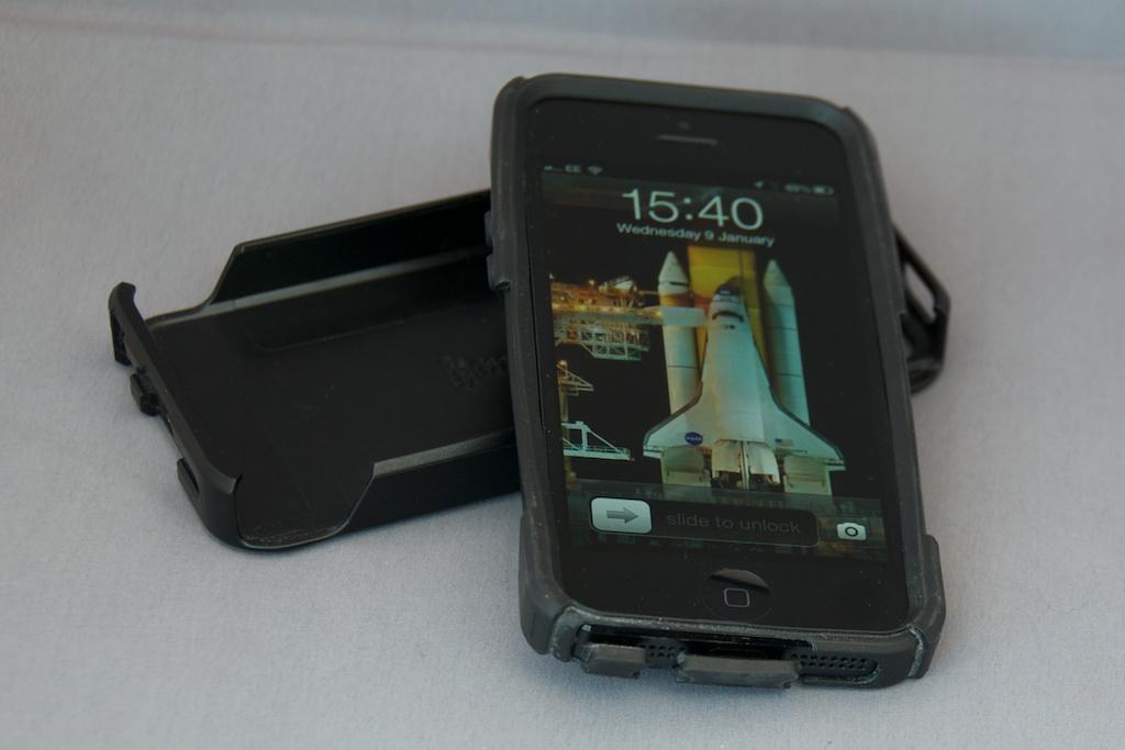 meet e5a8c 6d717 Otterbox iPhone 5 cases reviewed