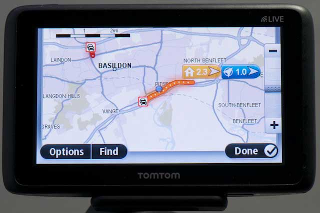 TomTom GO LIVE 1005 World reviewed