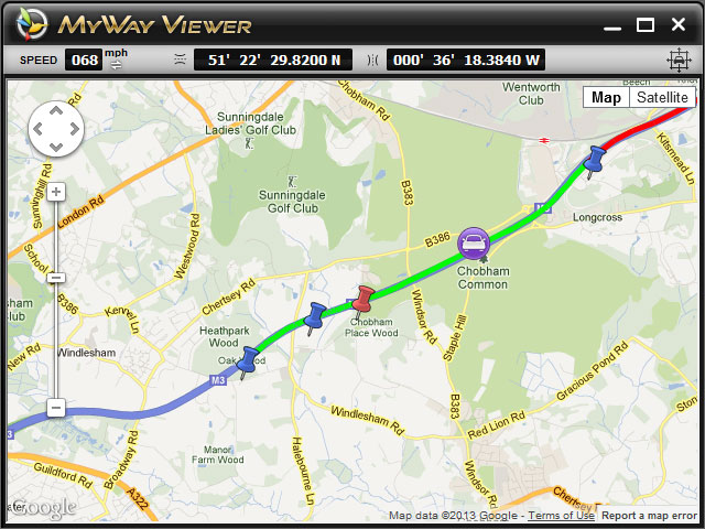 MyWay Viewer