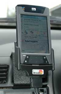Brodit 4700 PDA mount