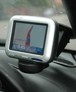 Original TomTom Mount