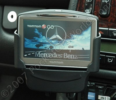 Cradle with TomTom GO720