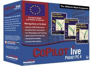 copilot live pocket pc 4 review rh pocketgpsworld com Operators Manual Instruction Manual Example