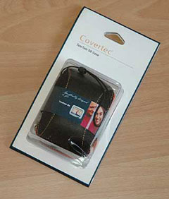 Covertec TomTom GO protective case