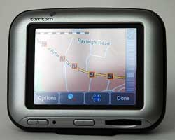 TomTom GO screen protector
