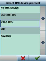 Select TMC Device