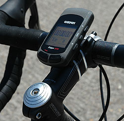 Click here for the Garmin Edge review