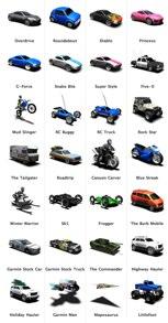 Garmin vehicle icons / Adoreme coupon code