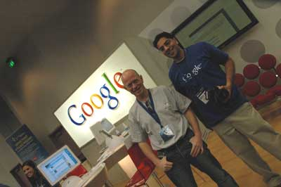 Mike and the Google guys