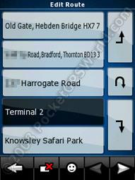 Edit Route