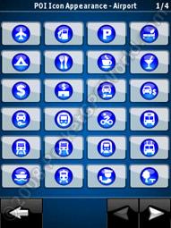 POI Icons