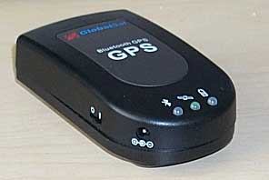 The Kirrio bluetooth GPS receiver