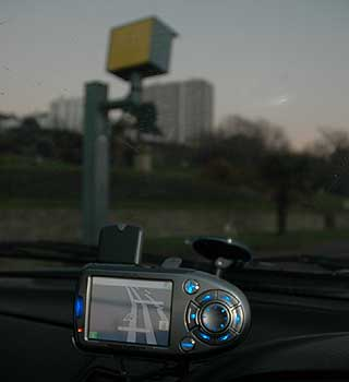 Speed Cameras for Magellan Roadmate POI Manager