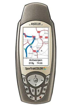 Magellan Mapsend Worldwide Basemap Mapping Software For Sportrak Pro GPS