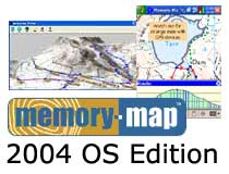 Click here for the PocketGPSWorld exclusive review of Memory-Map 2004