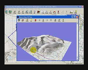 Memory-Map navigation workshop dvd