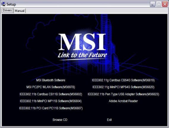 MSI BLUETOOTH PC2PC DONGLE WINDOWS 8 X64 DRIVER DOWNLOAD
