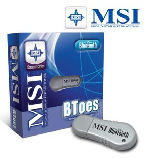 BLUETOOTH MSI BTOES DRIVER