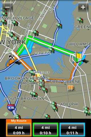 Navigon Mobilenavigator USA Android