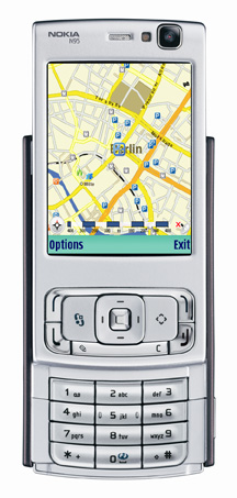 Nokia smart2go free navigation software