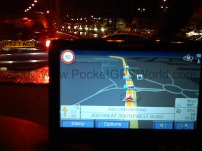 Reader Review: Panasonic Strada CN-GP50N GPS