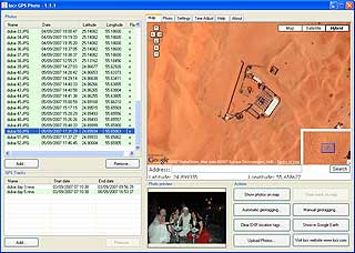 Qstarz travel recorder - locr software