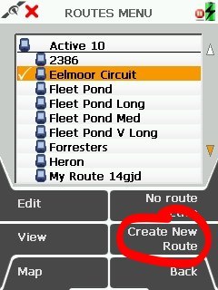 Active 10 New Route