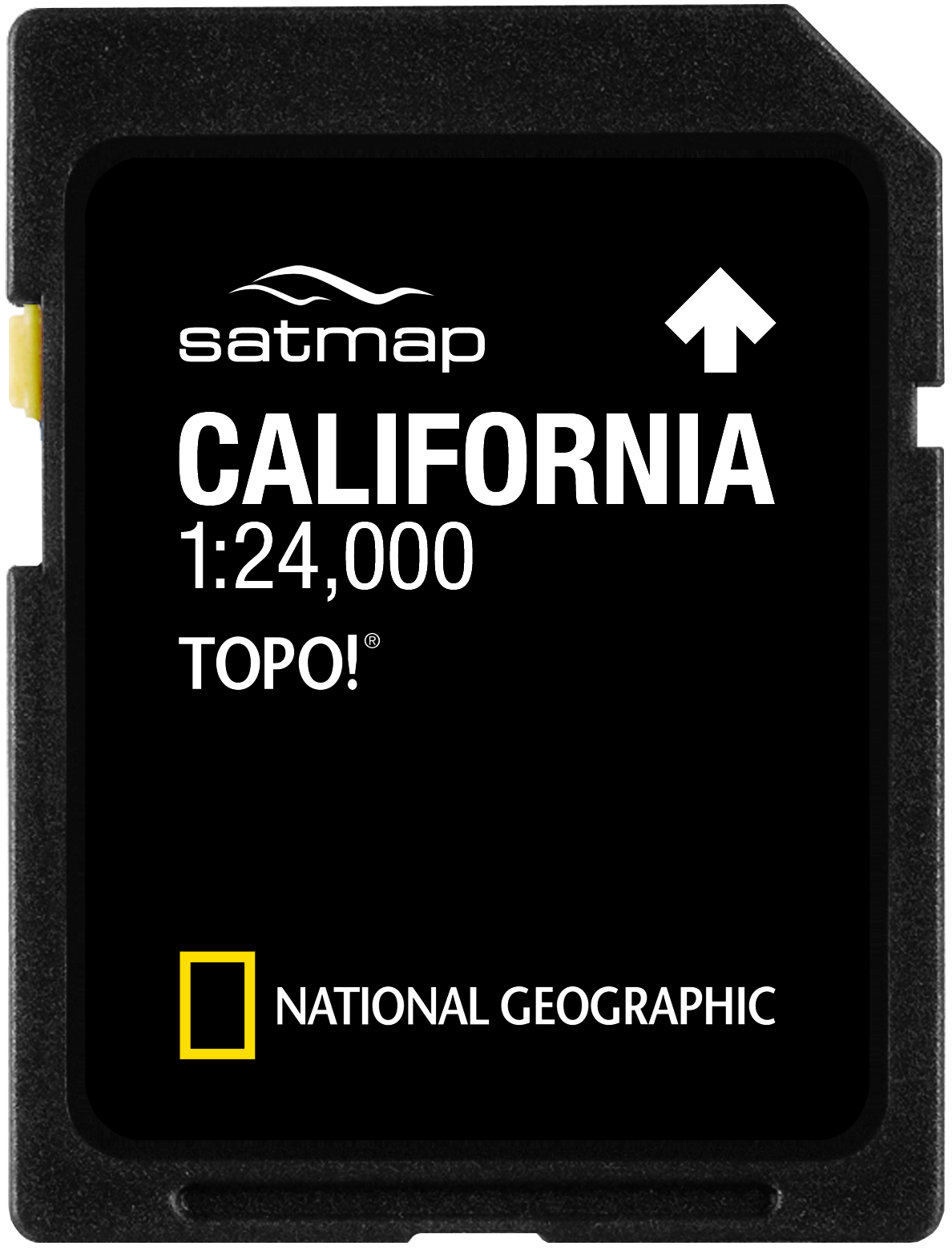SD Card California