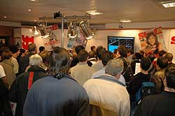 Stuff Live exhibition 2004