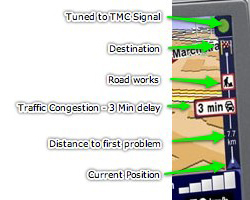 Traffic Icons Explained