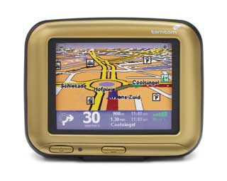 new tomtom go hardware