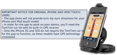 iPod Touch Car Kit