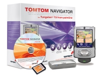 Tomtom navigator for Palm with BT GPS